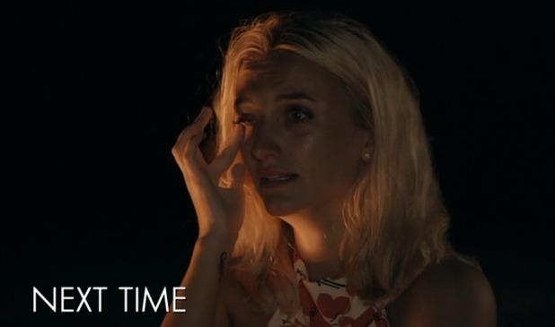 MIC's Tiffany Watson in tears - sneak peek. 2 May 2016.