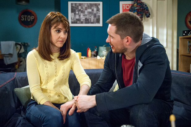 Emmerdale, Emma lies to Pete, FRi 6 May