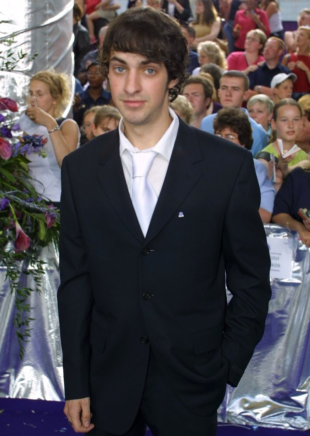 British Soap Award Awards Ceremony, London, Britain - 29 May 2001 KRISTIAN EALEY 26 May 2001
