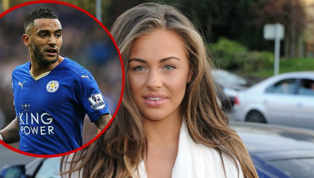Danny Simpson and Ashleigh Defty.