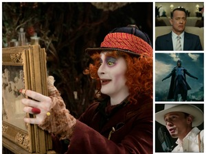 May film picks: A Hologram for the King, Alice Through The Looking Glass, X-Men: Apocalypse, Bad Neighbours 2, I Saw the Light