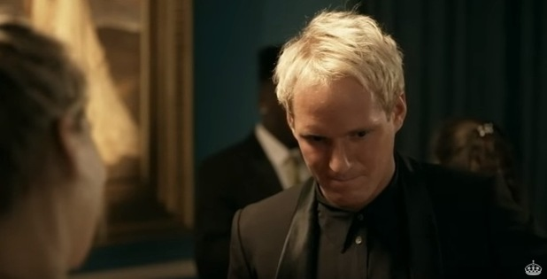 Made In Chelsea: Jamie is confronted by Frankie. 11 May 2016.