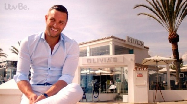 Elliott Wright confirms solo TV show, Playa In Marbella 7 May