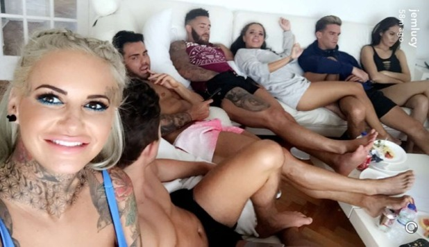 Jem Lucy teases Ex On The Beach shoot? 12 May