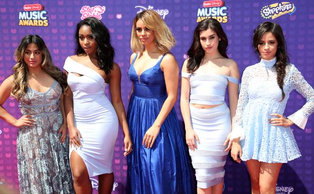 Fifth Harmony at the 2016 Radio Disney Music Awards at Microsoft Theater. 1 May 2016.