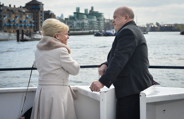 EastEnders, Phil and Peggy's day out, Fri 13 May