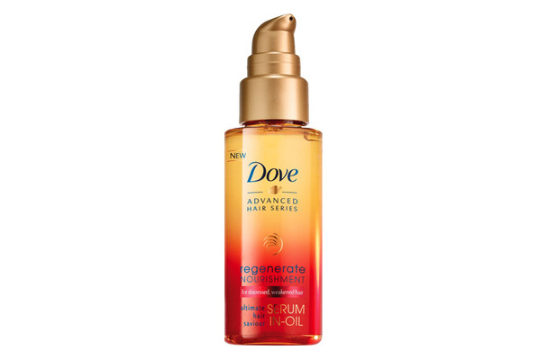Dove Advanced Hair Series Serum In Oil £6.99, 11th May 2016