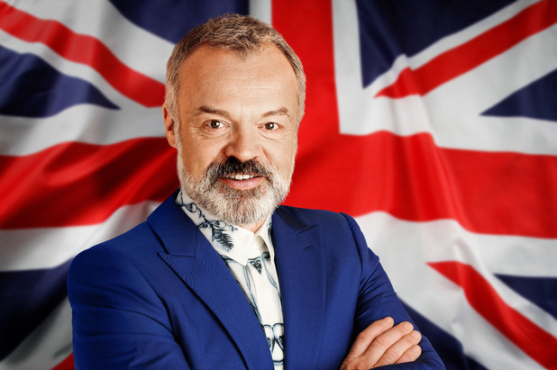 The Eurovision Song Contest, Graham Norton, 2016, Sat 14 May
