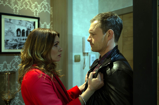 Corrie, Nick calls the wedding off, Fri 13 May