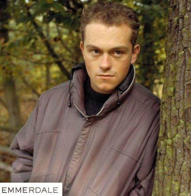 remember when eastenders star ross kemp was in emmerdale