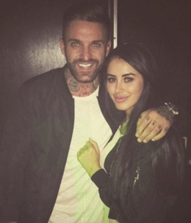 Aaron Chalmers and Marnie Simpson, Instagram 8 May