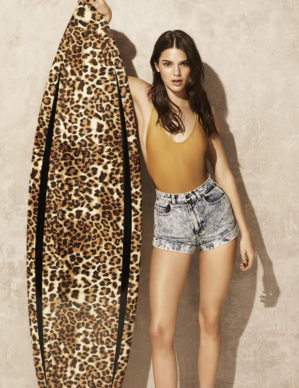 Keeping Up With The Kardashians star Kendall Jenner announced as the new face of Magnum Double, 13th May 2016