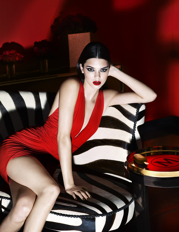 Kendall Jenner appears in the new Magnum Double campaign, 13th May 2016