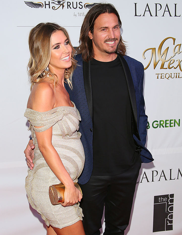 who is audrina from the hills dating now