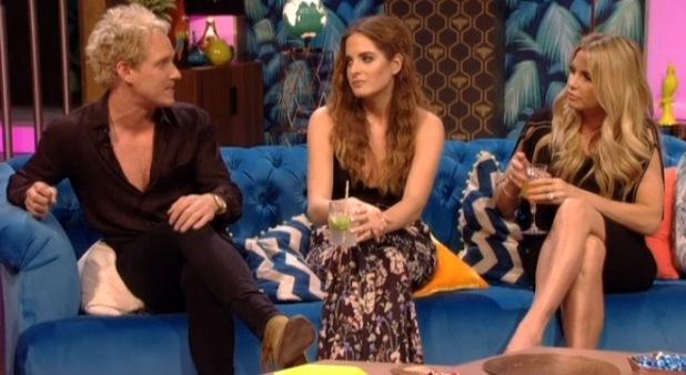 Binky Felstead, Jamie Laing, Katie Price, Up Late With Rylan 19 May
