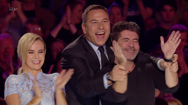 Britain's Got Talent judges, ITV 14 May