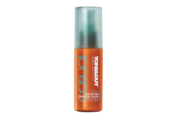 Toni & Guy Radiating Tropical Elixir £9.99, 17th May 2016