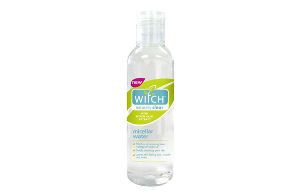 Witch Micellar Water £3.29, 17th May 2016