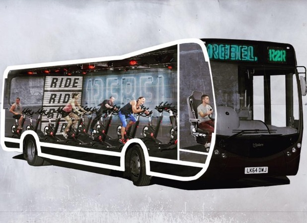 Rebel1 gyms will be bringing mobile spinning studios to London