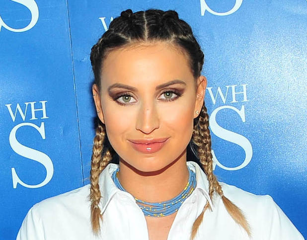Ferne McCann at book signing in Liverpool