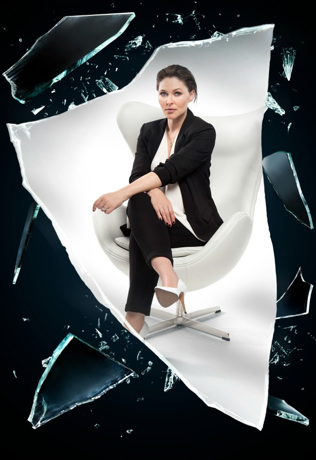 Big Brother summer 2016 promotional picture: Emma Willis