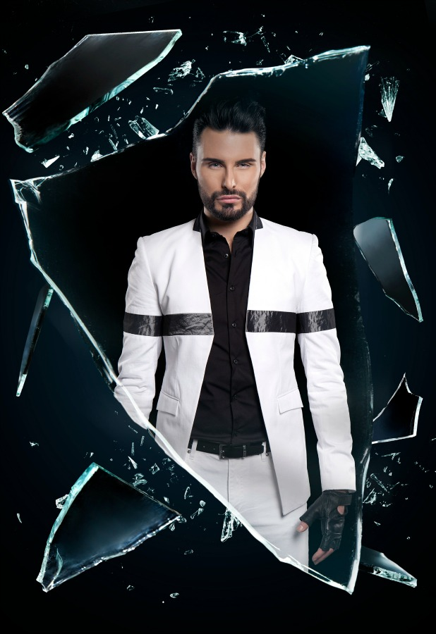 Big Brother summer 2016 promotional picture: Rylan Clark-Neal