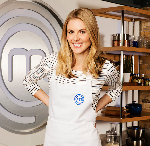 Celebrity MasterChef 2016: Donna Air Image: May 2016