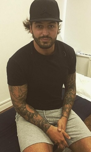 Mario Falcone, Instagram 12 May