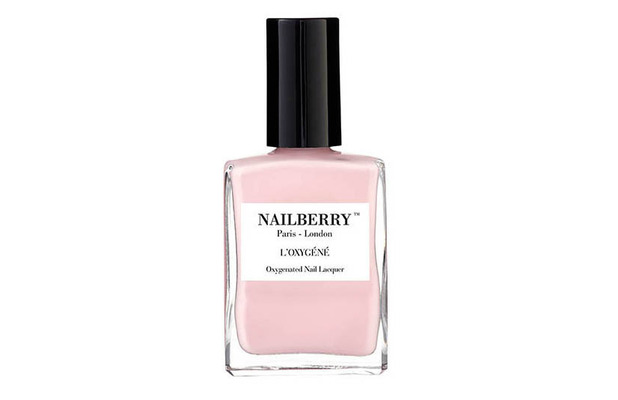 Nailberry Oxygenated Nail Polish in Lait Fraise £14.50, 25th May 2016