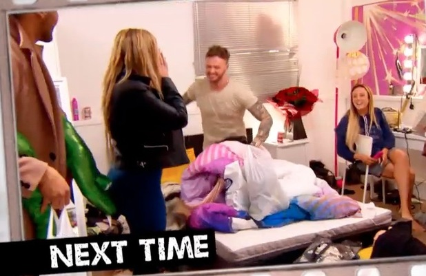 Holly Hagan reacts to Kyle Christie returning to Geordie Shore, 25 May