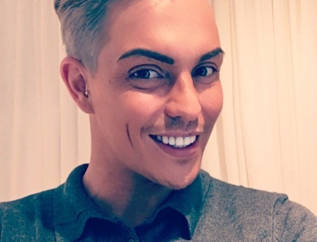 Bobby Norris shows off silver hair on Instagram, 23rd May 2016