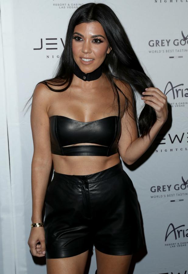 Jewel Nightclub Grand Opening Weekend at ARIA Resort & Casino Las Vegas Kourtney Kardashian 21 May 2016