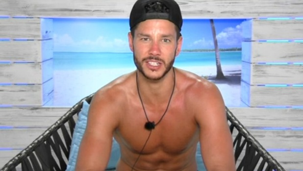 Scott Thomas, Love Island 1 June