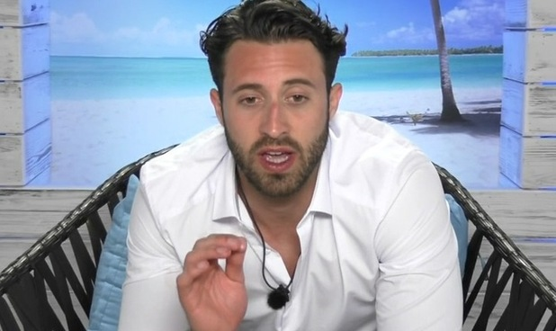 Javi Shepherd, Love Island 1 June