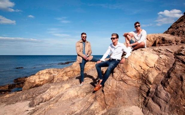 Aaron Chalmers, Scotty T, Gaz Beadle launch ASG Wear 1 June