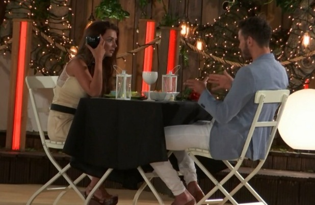Scott Thomas and Kady McDermott date, Love Island 2 June