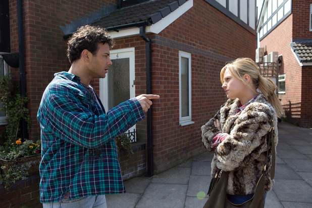 Corrie, Jason confronts Sarah, Wed 1 Jun
