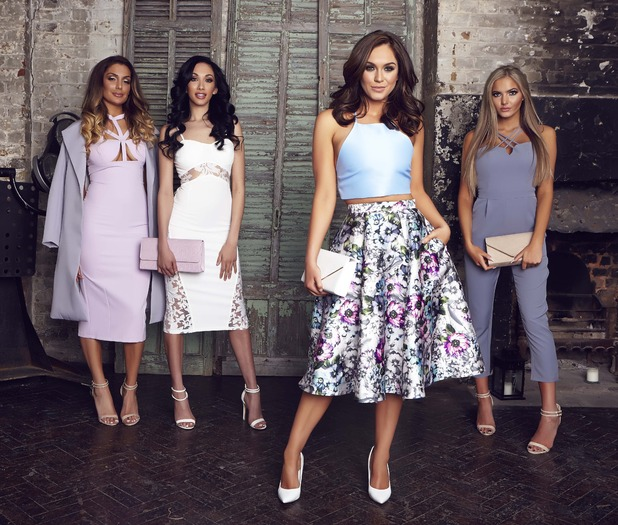 Vicky Pattison launches Part 2 of her SS16 collection with Honeyz - 1 June 2016