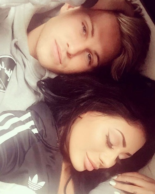 Chloe Ferry and Marty McKenna selfie 30 May