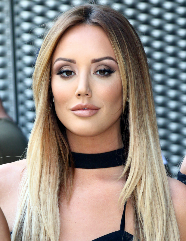 Geordie Shore' 5th Birthday celebration at MTV Charlotte Crosby 24 May 2016