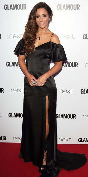 Frankie Bridge, Glamour's Women of the Year Awards 7 June