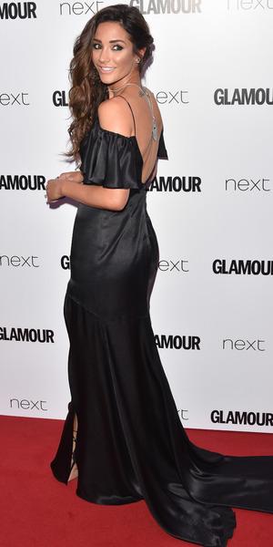 Frankie Bridge, Glamour Women of the Year Awards 7 June