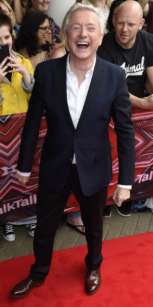 Louis Walsh, The X Factor auditions, Leicester 10 June