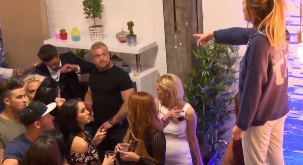 Charlotte Crosby gives speech to win back Gaz Beadle, Geordie Shore: Big Birthday Battle 9 June