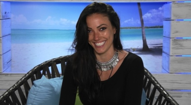 Love Island star Sophie Gradon 7 June