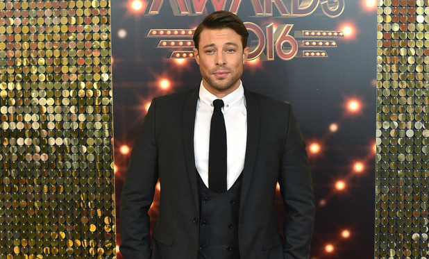 Duncan James attends British Soap Awards 2016 28 May