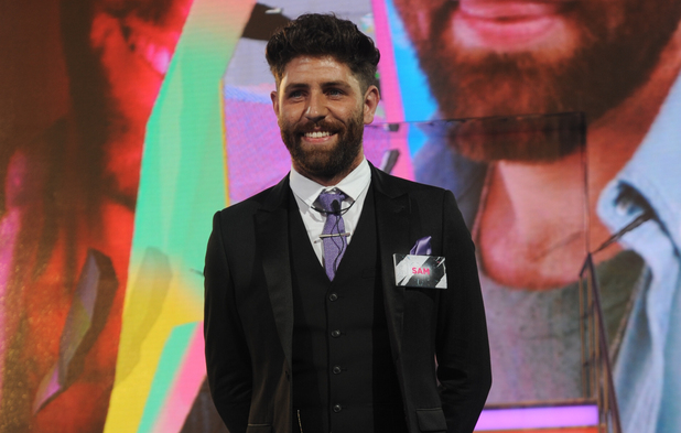Sam Giffen arrives in Big Brother house - 7 June 2016