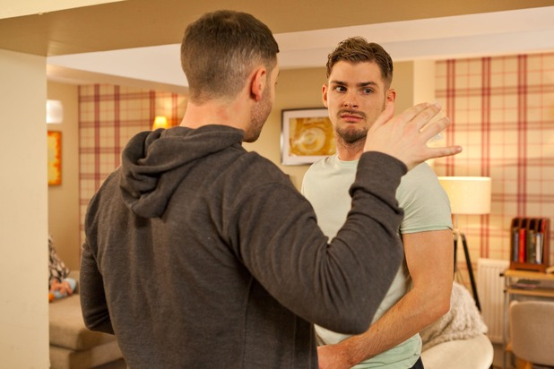 Hollyoaks, Ste tempted by drugs, Wed 8 Jun