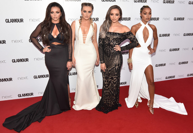 Little Mix at Glamour Awards 2016 - 7 June 2016