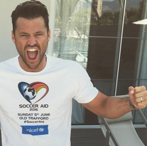 Mark Wright, Soccer Aid 2016